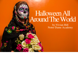 Halloween All Around the World